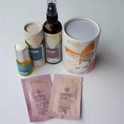Verwöhn-Beauty-Box komplett, normale, trockene & empfindliche Haut