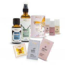 Verwöhn-Beauty-Box komplett, klärend für unreine Haut