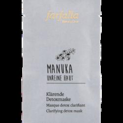Manuka, klärende Detoxmaske für unreine Haut
