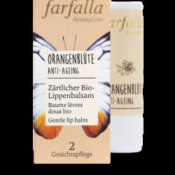 Orangenblüte Anti-Ageing, Zärtlicher Bio-Lippenbalsam